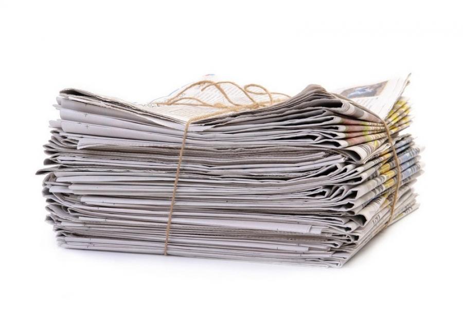 Zbiralne akcije papirja na OŠ Trbovlje