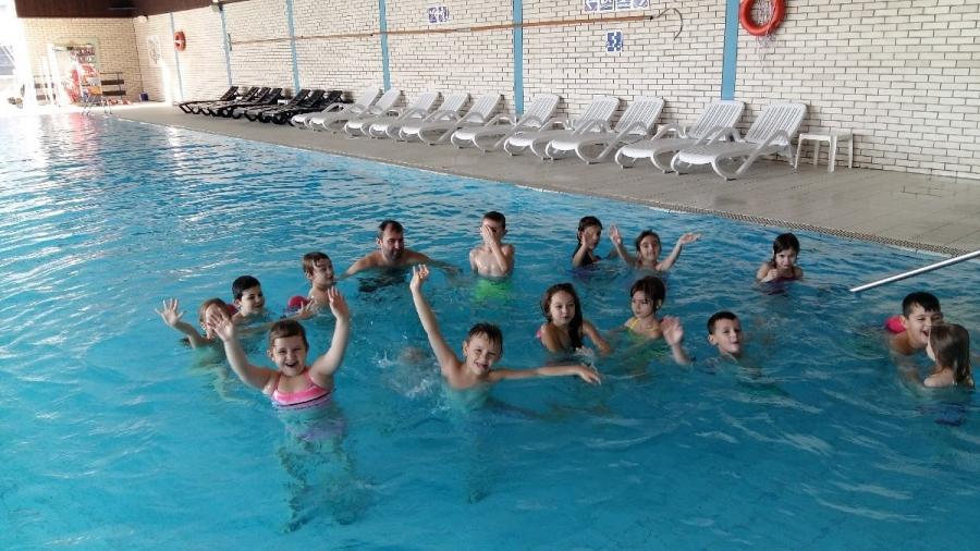 1. c na plavalnem tečaju