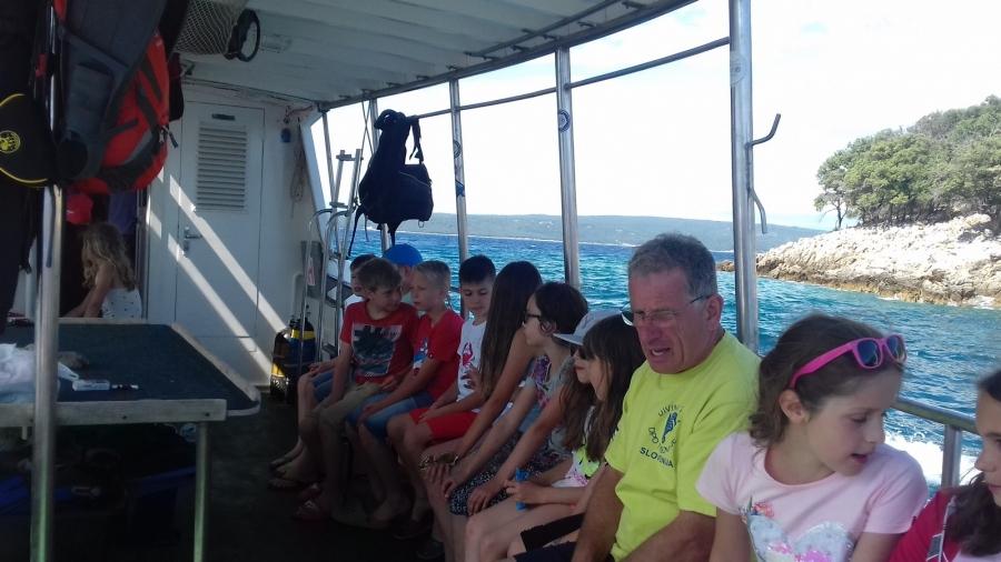 Bili smo na morju
