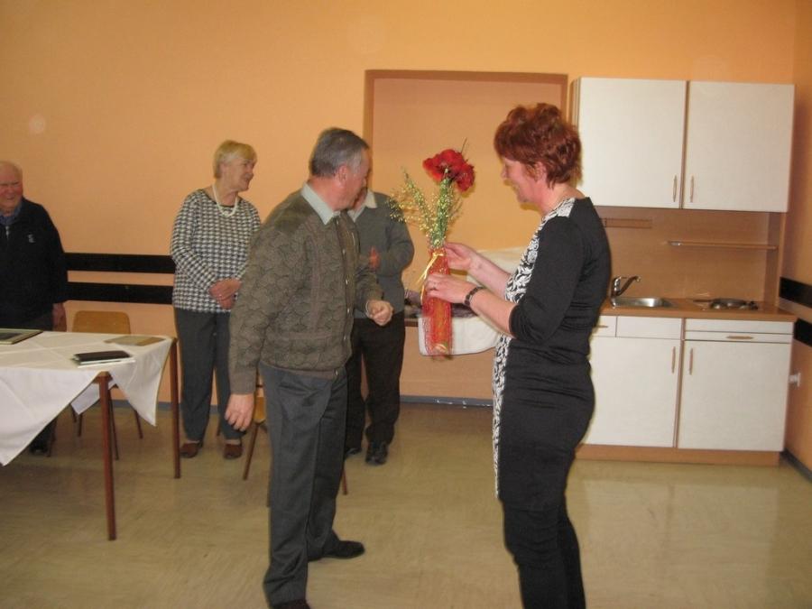 Obisk Literarnih prijateljev na podružnici