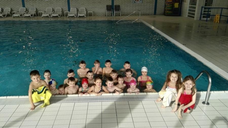 1. a na plavalnem tečaju