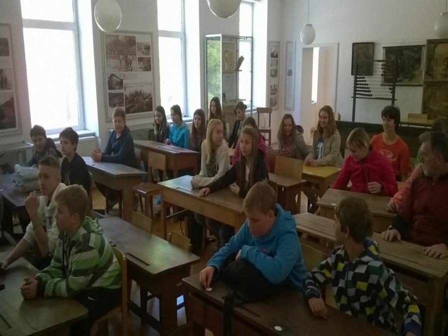 Tehniški dan Steklarska pot za 7. razrede
