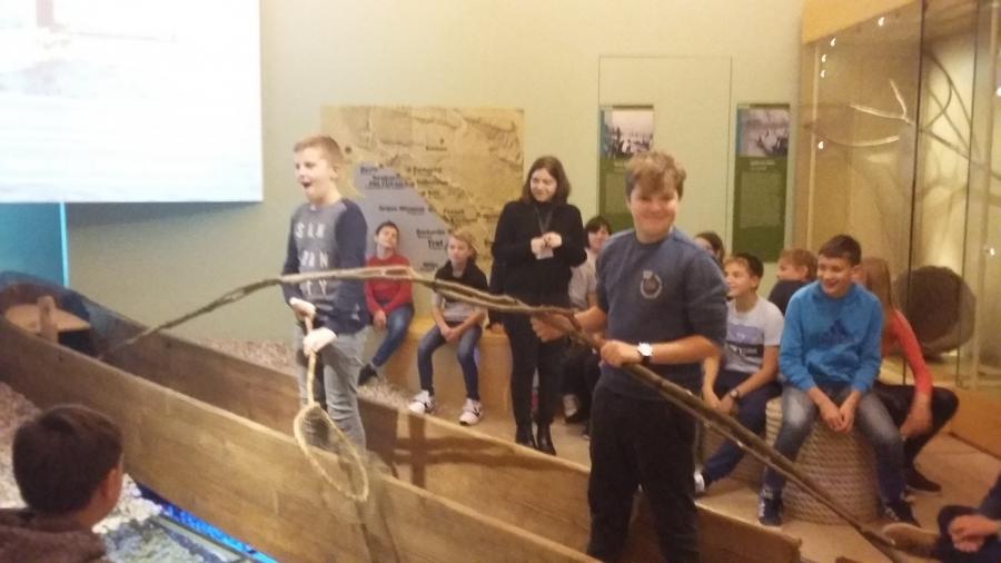 Sedmi razred v Deželi Desetega brata in v Slovenskem etnografskem muzeju
