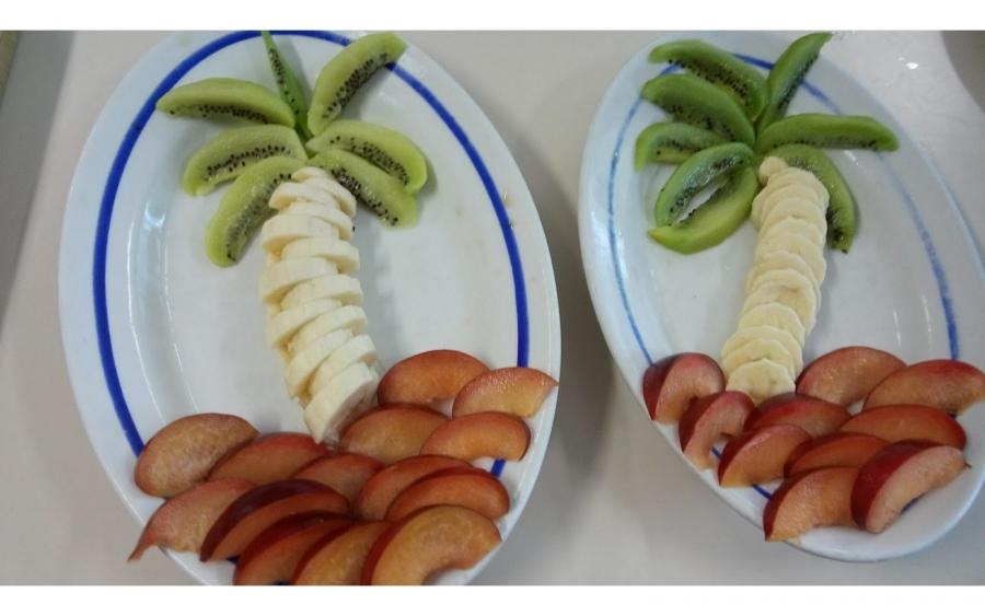 Sadja in zelenjava malo drugače