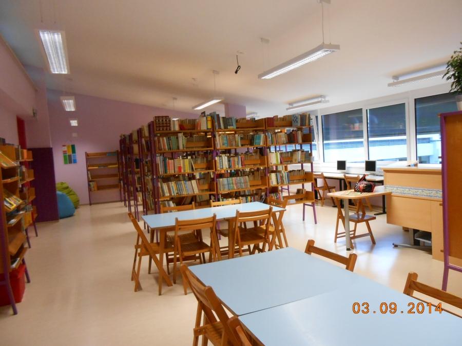 Inventura v knjižnici