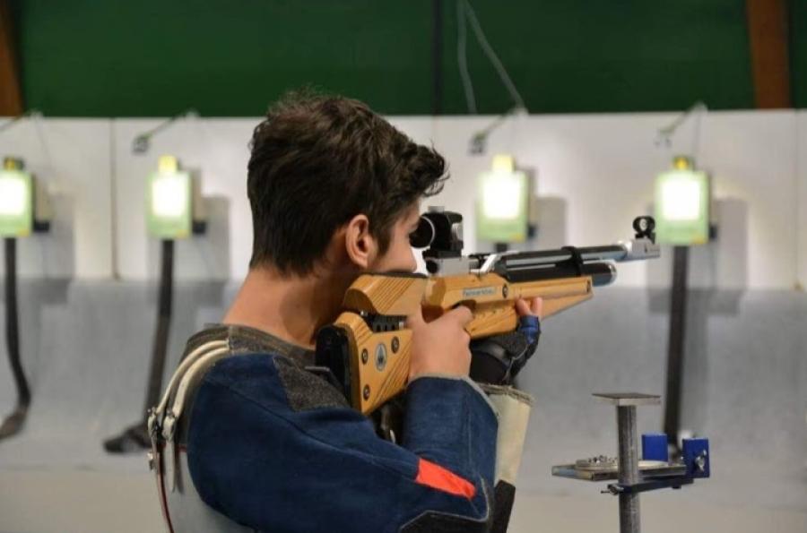 Državni prvak v streljanju