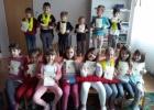 Prvošolci po bralna priznanja