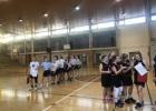 Četrtfinale DP v košarki za starejše učenke v Šmarju pri Jelšah