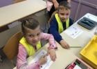 Prvošolci na obisku pri kemiji
