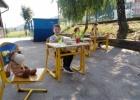 Učilnica na prostem na PŠ Dobovec