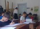V šoli nekoč