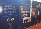 Razstava Osamosvojitev Slovenije
