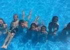 Drugošolci na bazenu